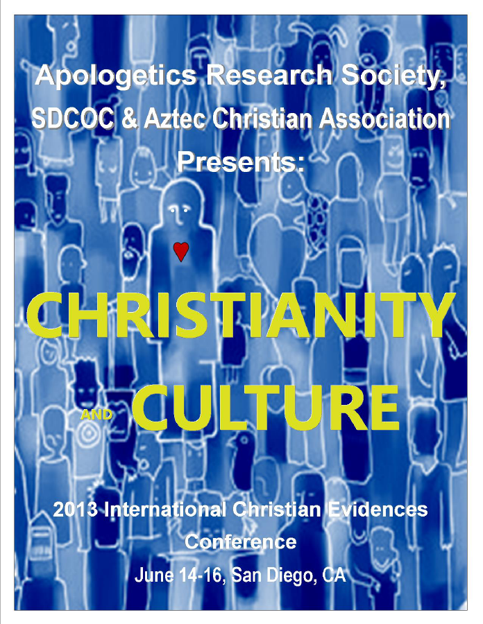 2013 Conference Logo-Christianity and Culture